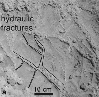 Hydraulic fractures
