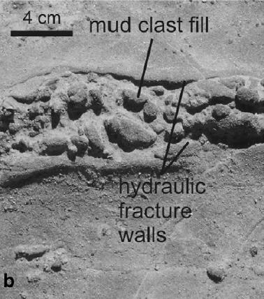 Mud Clast Fill