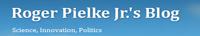 Roger Pielke Jr.'s Blog