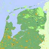 Seismo netwerk Noord Nederland