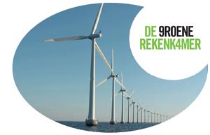 Windmolens en logo GRK