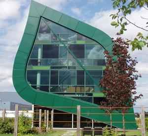 Kantoor Tanzania Groen