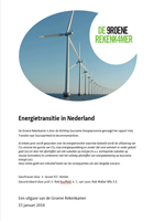 Energietransitie in Nederland