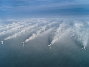 Turbulentie-achter-windmolens