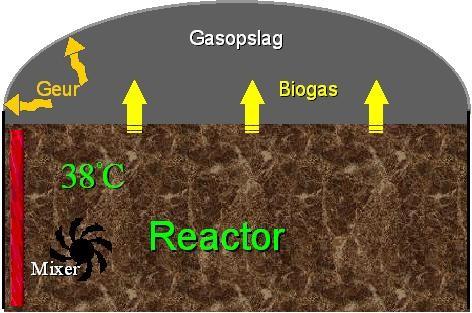 Biogasreactor