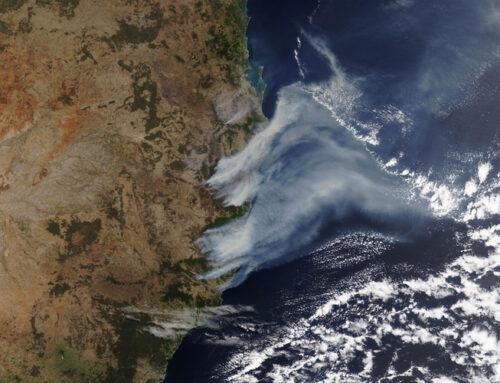 Australië in brand