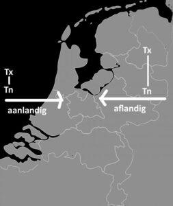 Klimaatreeks zonnig Nederland toename zon verklaart 70% opwarming