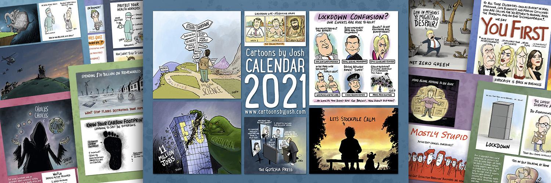 Josh kalender 2021